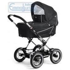 Спальная коляска Emmaljunga Edge Duo Combi Black