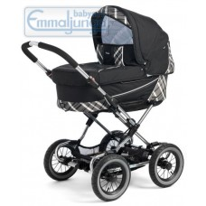 Спальная коляска Emmaljunga Edge Duo Combi Capri Black