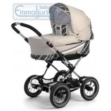 Спальная коляска Emmaljunga Edge Duo Combi Capri Creme