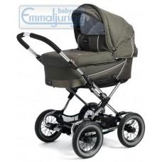 Спальная коляска Emmaljunga Edge Duo Combi Forest