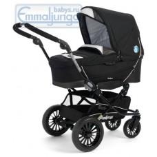 Спальная коляска Emmaljunga City Korg Black