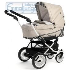 Спальная коляска Emmaljunga City Korg Capri Creme