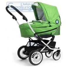 Спальная коляска Emmaljunga City Korg Lime
