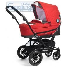 Спальная коляска Emmaljunga City Korg Red