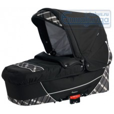 Колыбелька Emmaljunga City Korg Capri Black