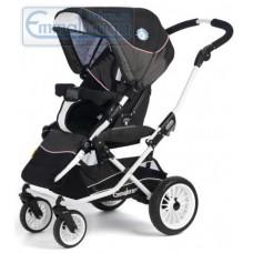 Прогулочная коляска Emmaljunga Ozone City PP Black Pink