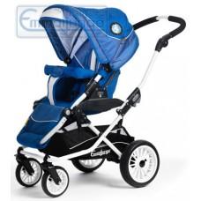 Прогулочная коляска Emmaljunga Ozone City PP Blue