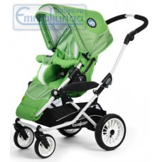 Прогулочная коляска Emmaljunga Ozone City PP Lime