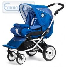 Прогулочная коляска Emmaljunga Nitro City PP Blue
