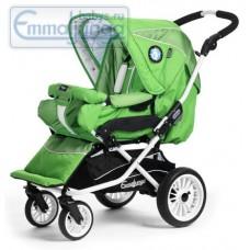 Прогулочная коляска Emmaljunga Nitro City PP Lime