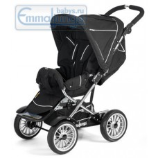 Прогулочная коляска Emmaljunga Scooter Black